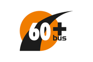 organisatie logo 60+ bus Schagen